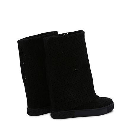 Shop Casadei Sneaker In Black 298594fd1c9