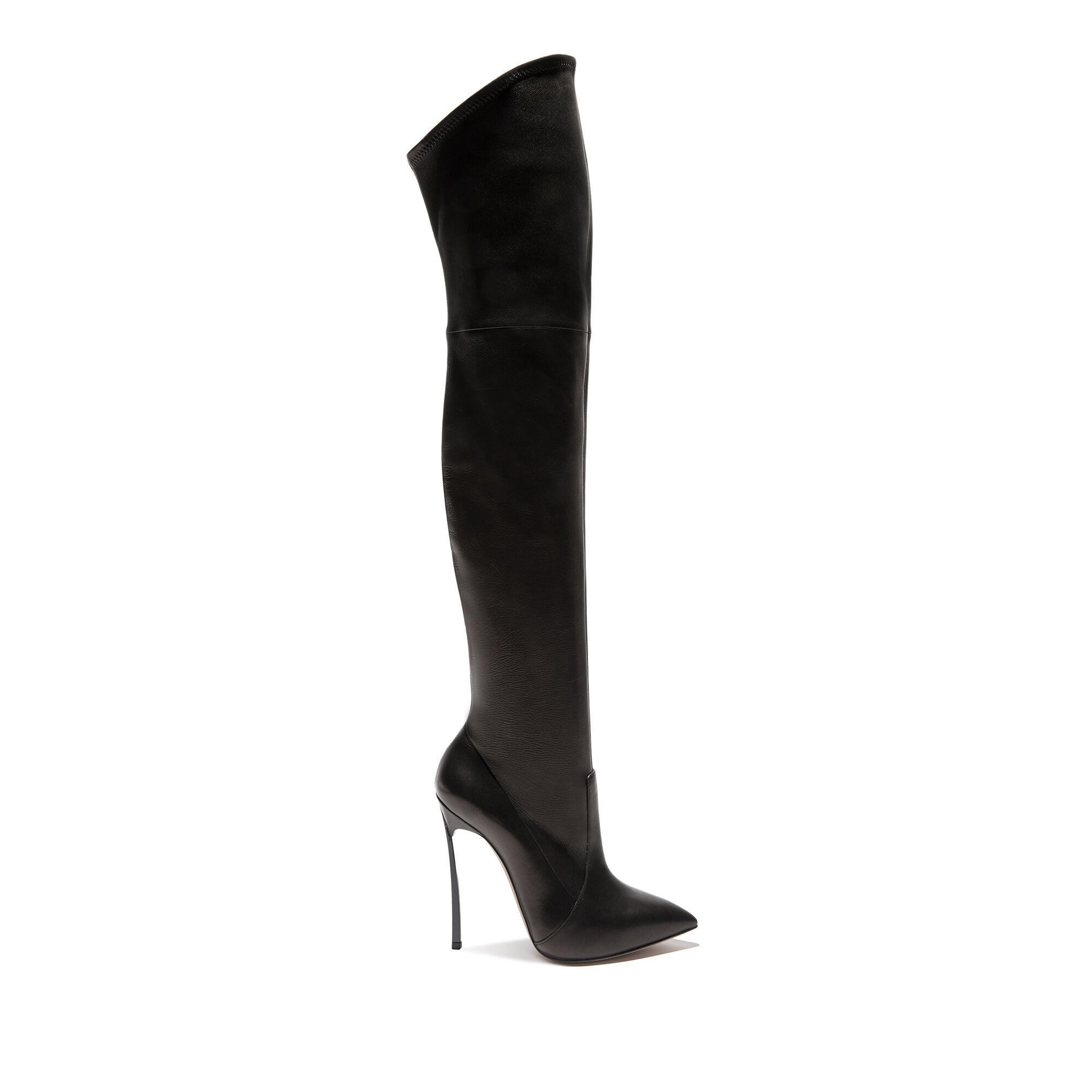 High High BootsBlade Designer Women's Women's Designer Casadei Casadei BootsBlade dCoQBrexW
