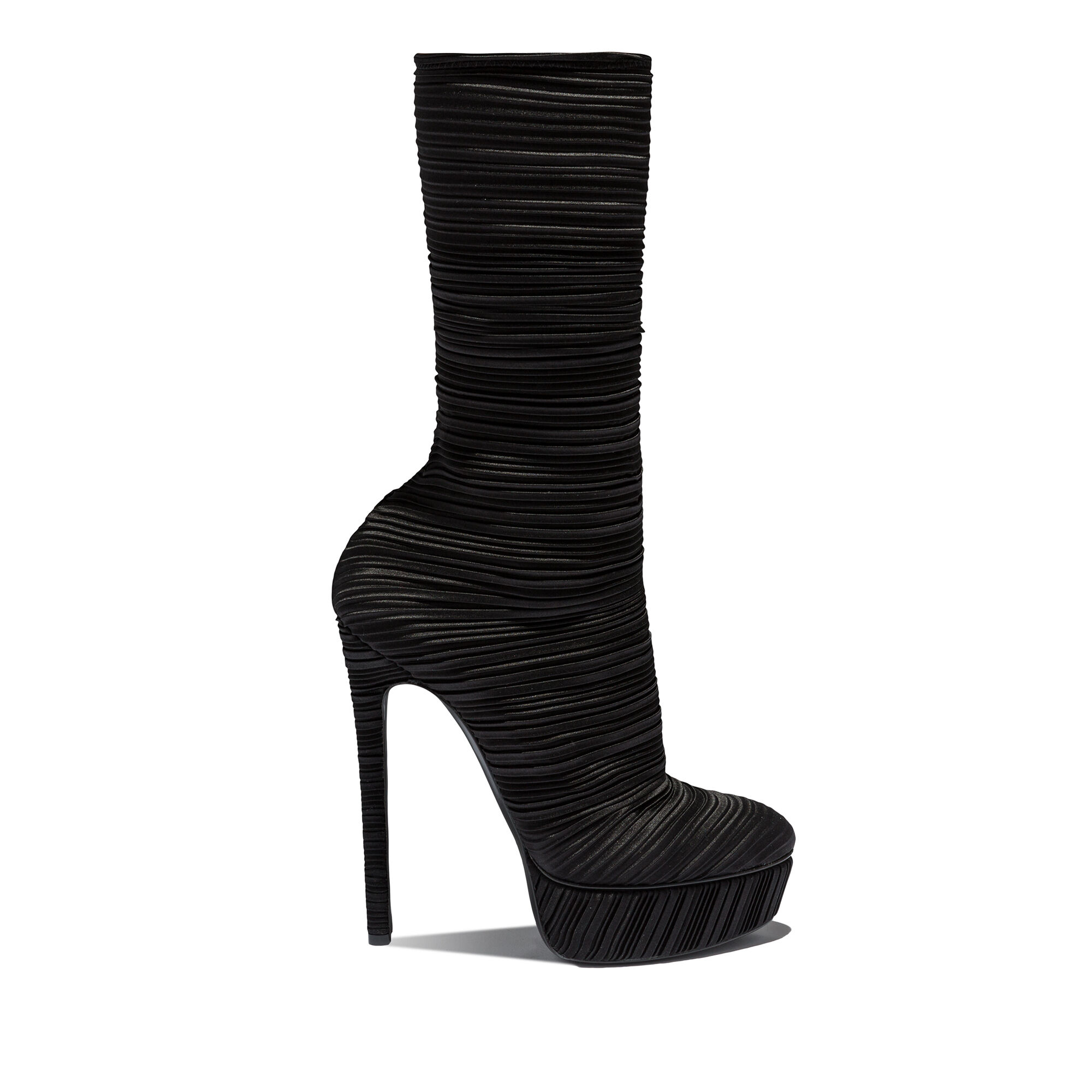 Casadei pleated platform boots buy cheap online H5ms61WNod
